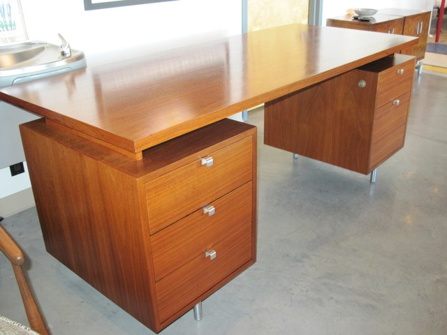 ... George Nelson Desk? I Only Need 2 Of Them. Thanks!