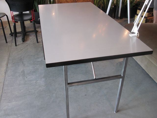 ... George Nelson Floating Top Desk