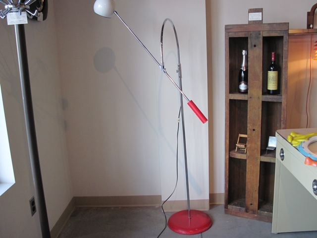 Robert Sonneman Floor Lamp