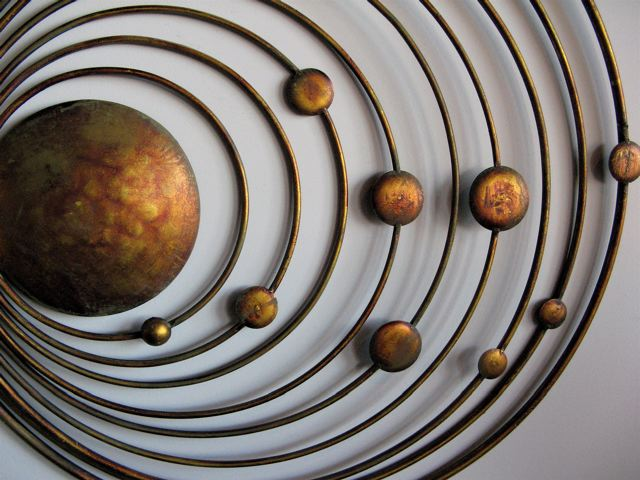 Copper Metal Wall Art, Copper Metal Wall Art