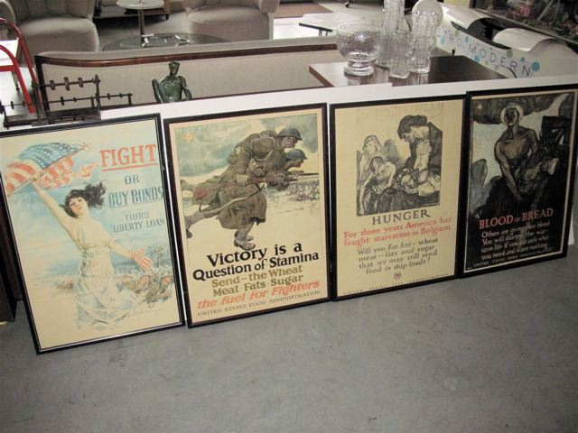 Original World War I  Posters