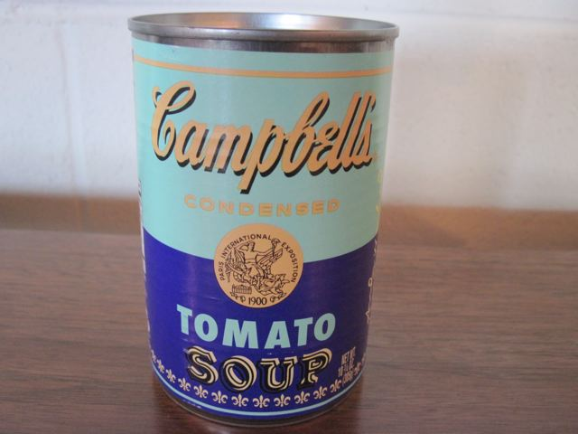 Andy Warhol <em>Campbell Soup Cans</em>