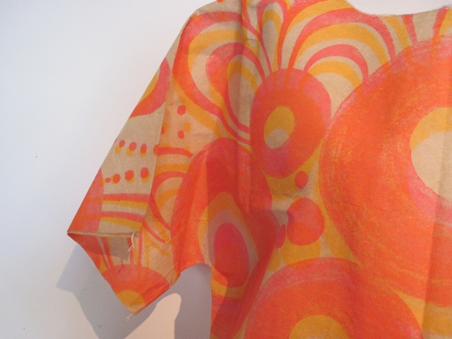 Ralph Pucci Mannequin With <em>Op Art</em> Paper Dress