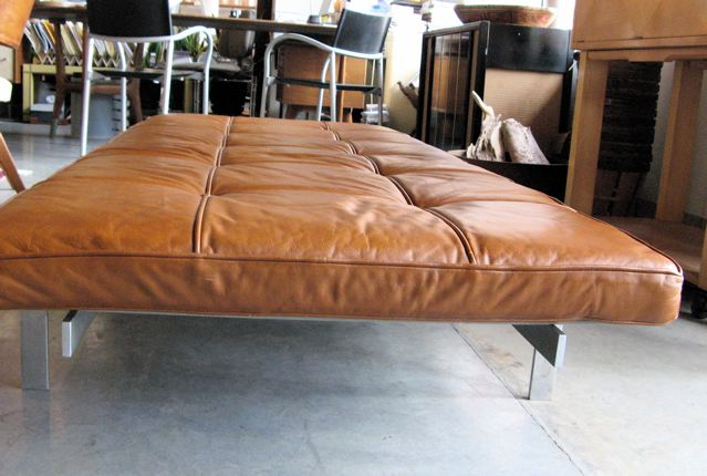 poul kjaerholm pk 80 leather daybed - Leather Daybed
