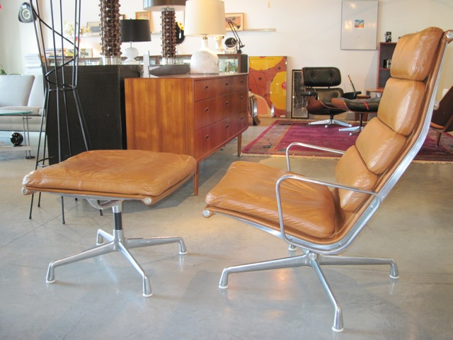 Eames Soft Pad Lounge Chair eames soft pad lounge chair and ottoman soft pad lounge chair and
