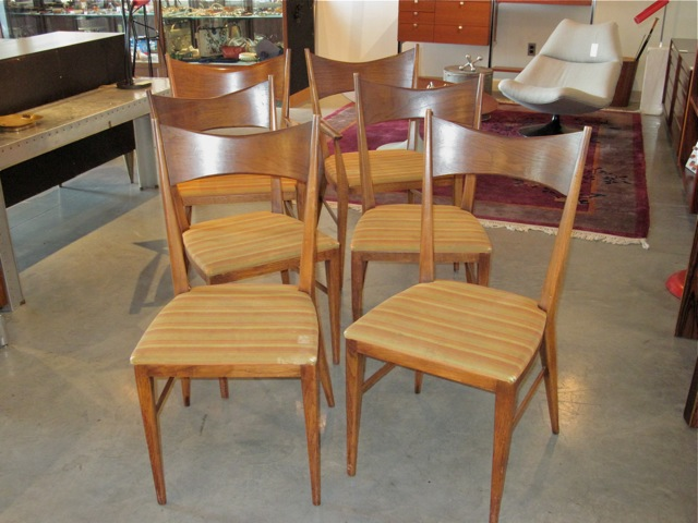 Paul McCobb <em>Calvin Group</em> Set of Chairs
