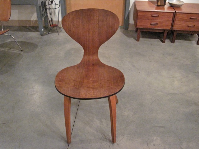 Cherner For Plycraft Side Chair ...