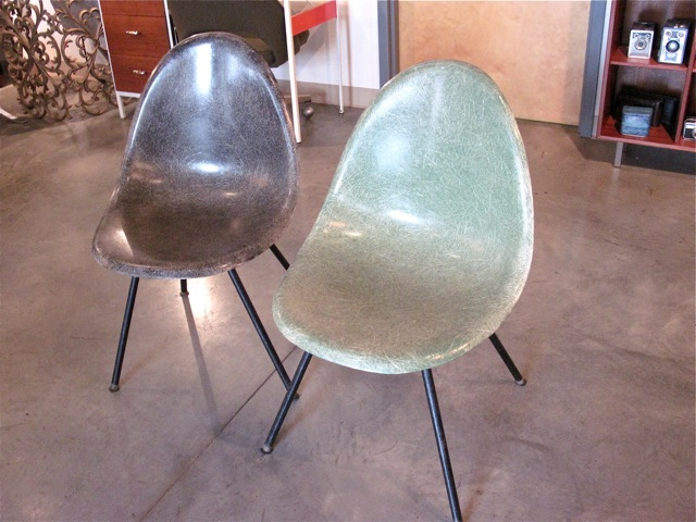 Solomon Fingerhut <em>Et Al</em> Fiberglass Side Chairs