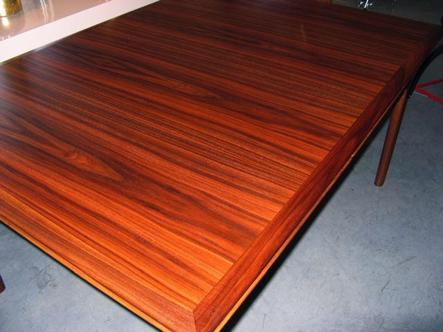 Beau Rosewood Dining Table ...