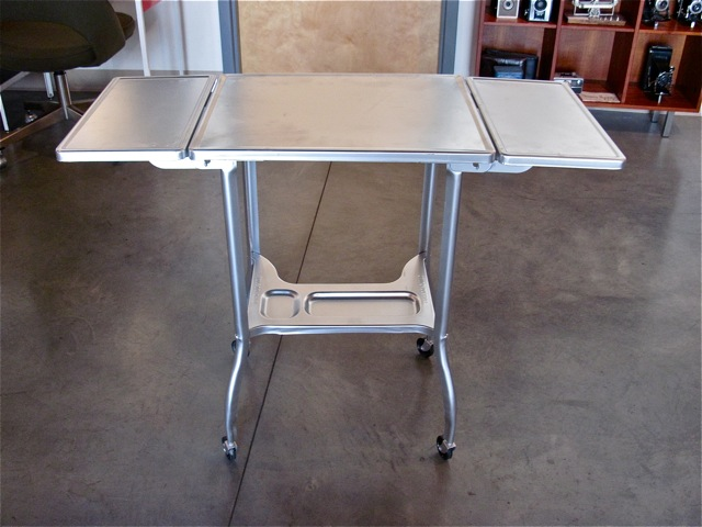 Toldeo Metal Work Table