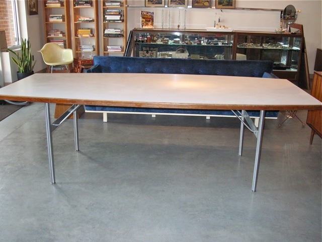 George Nelson Hexagonal Conference Dining Table